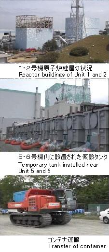 Fukushima Daiichi Nuclear Power Station Current status of restoration work
