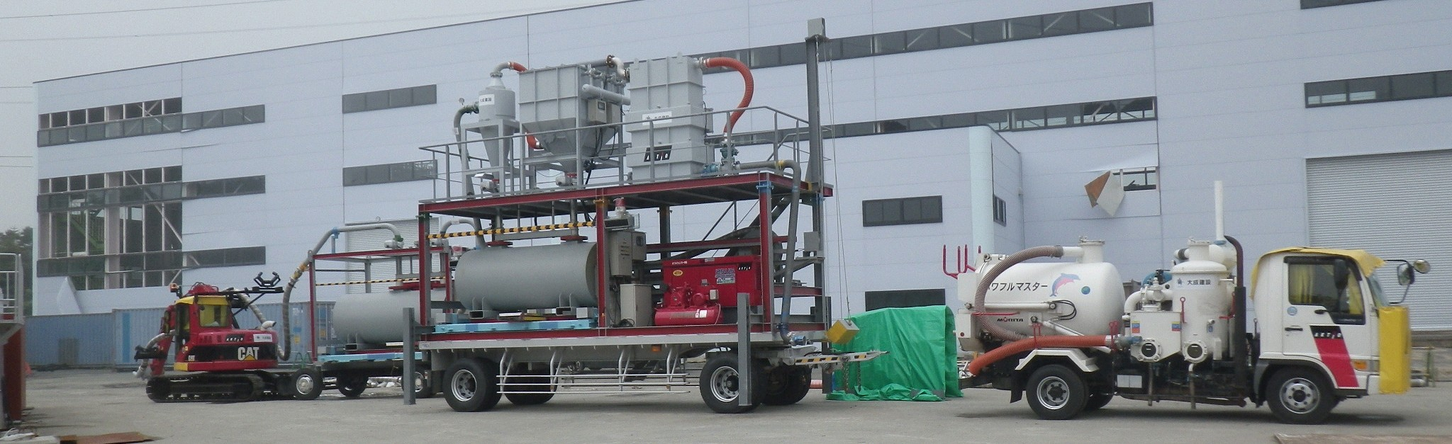 Overview of Dust Collector System