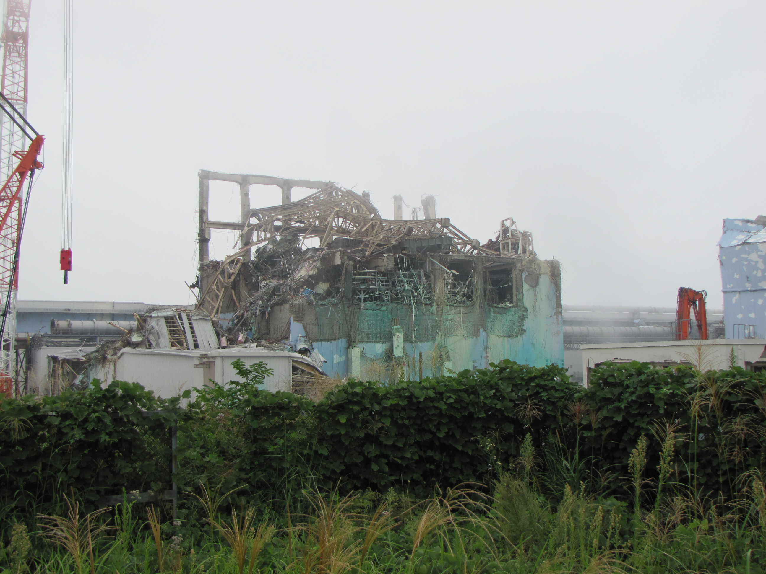 """a discussion on issues related to the aftermath of fukushima daiichi and daini nuclear power station The fukushima nuclear accident independent investigation are not related to nuclear safety issues the fukushima daiichi nuclear power station"""" n."""