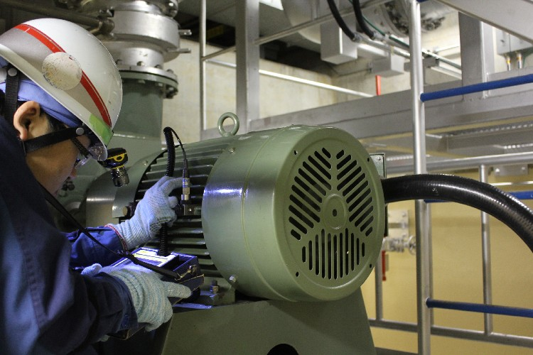 Tokyo electric power company photos and videos library for Dc motor vibration analysis