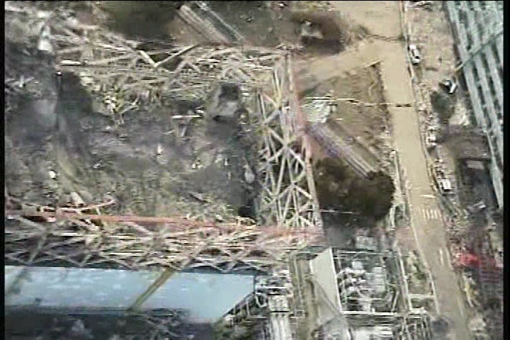 Reactor building of Unit1 at Fukushima Daiichi Nuclear Power Station