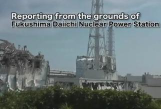 Reporting from the grounds of Fukushima Daiichi Nuclear Power Station