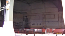 Situation of Upper Part of Unit 2 Reactor Building, Fukushima Daiichi Nuclear Power Station