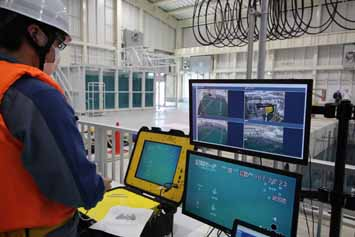 Submersible ROV operation training (1)